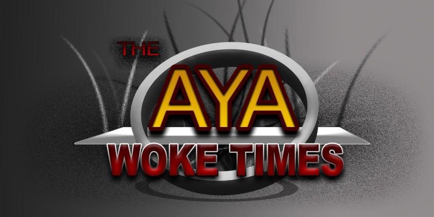 AYA Woke Time Logo