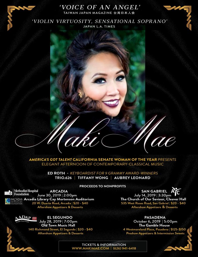Maki Mae Concert